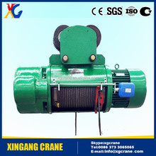 Hot sale 1 ton 2 ton 5 ton truck mobile crane electric hoist in Kenya