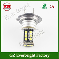 led auto fog light 12V/24V 9005/9006/H1/H4/H7/H11 2835 led Can-bus No Error Free H7 Led Fog Light Headlight canbus fog Lamp Bulb