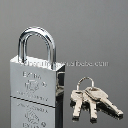 High quality factory directely selling padlock