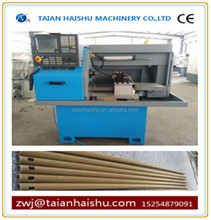 CXK0632A chinese cnc lathes for processing wood broom handle