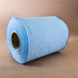 Soft and Absorbent High Quality Disposable Biodegradable Paper Towels