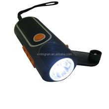 Rechargeable Multi-function camping Light with radio,clock & disco light