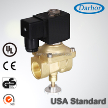 fast opening solenoid valve gas(gas valve manufacturer)