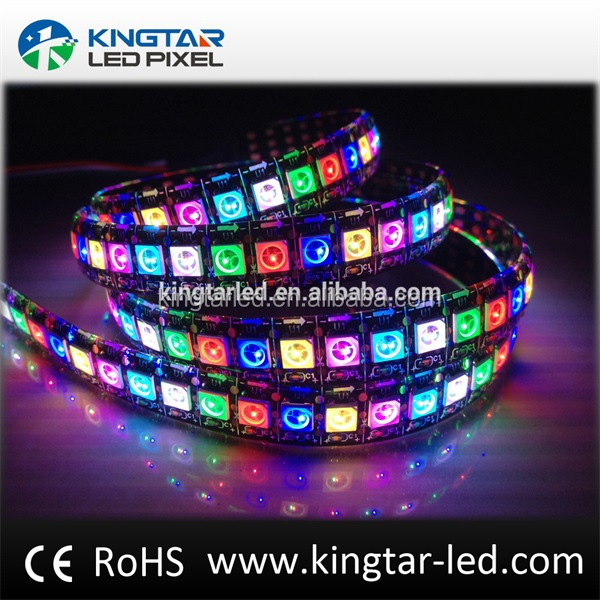 addressable rgb led strip for crazy lighting effects