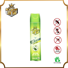 Custom Kingcat Insecticide Aerosol Insect Killer Sprays for Repel Mosquito Cockroach Flies