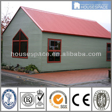 easy assembly Prefab bamboo house prefab house