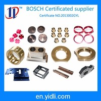 High quality custom made stainless steel aluminum brass alloy metal fabrication CNC machining mechanical parts