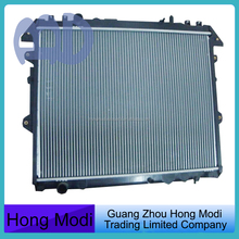 Auto Engine Spare Parts Radiator for Toyota Hilux 1KD-2KD 16400-0L120