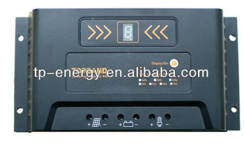 Mini 12/24V/36V 10A~30A Solar Panel Charger Controller Manufacturer