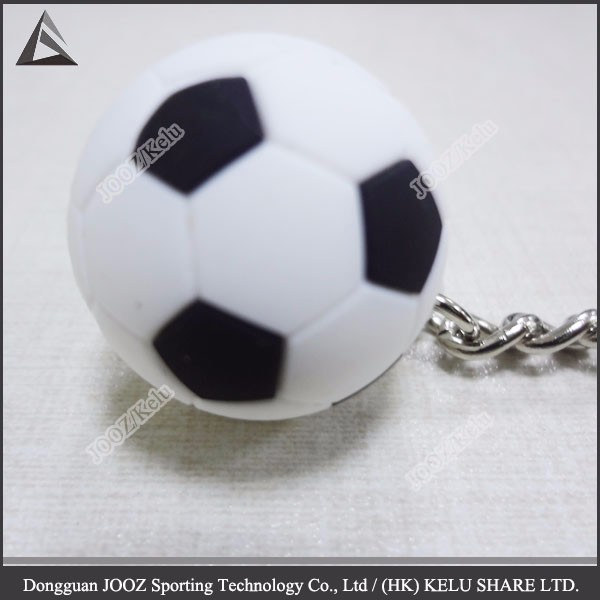 Football Style Key Chain Key Rings for Men, Women or Car Decorations, Ideal Gifts Creative Auto Part Model