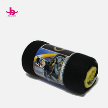 Custom Super Soft Print roll Polar Fleece knee Blanket wholesale