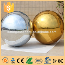 Christmas 2m stage decoration ball inflatable mirror ball for fashion show