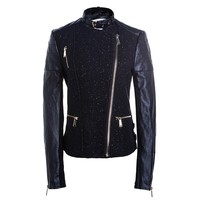 Custom high quality new arrival ladies designer jackets