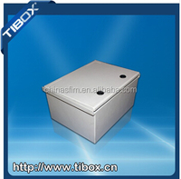 TIBOX modular electrical polyeser housing