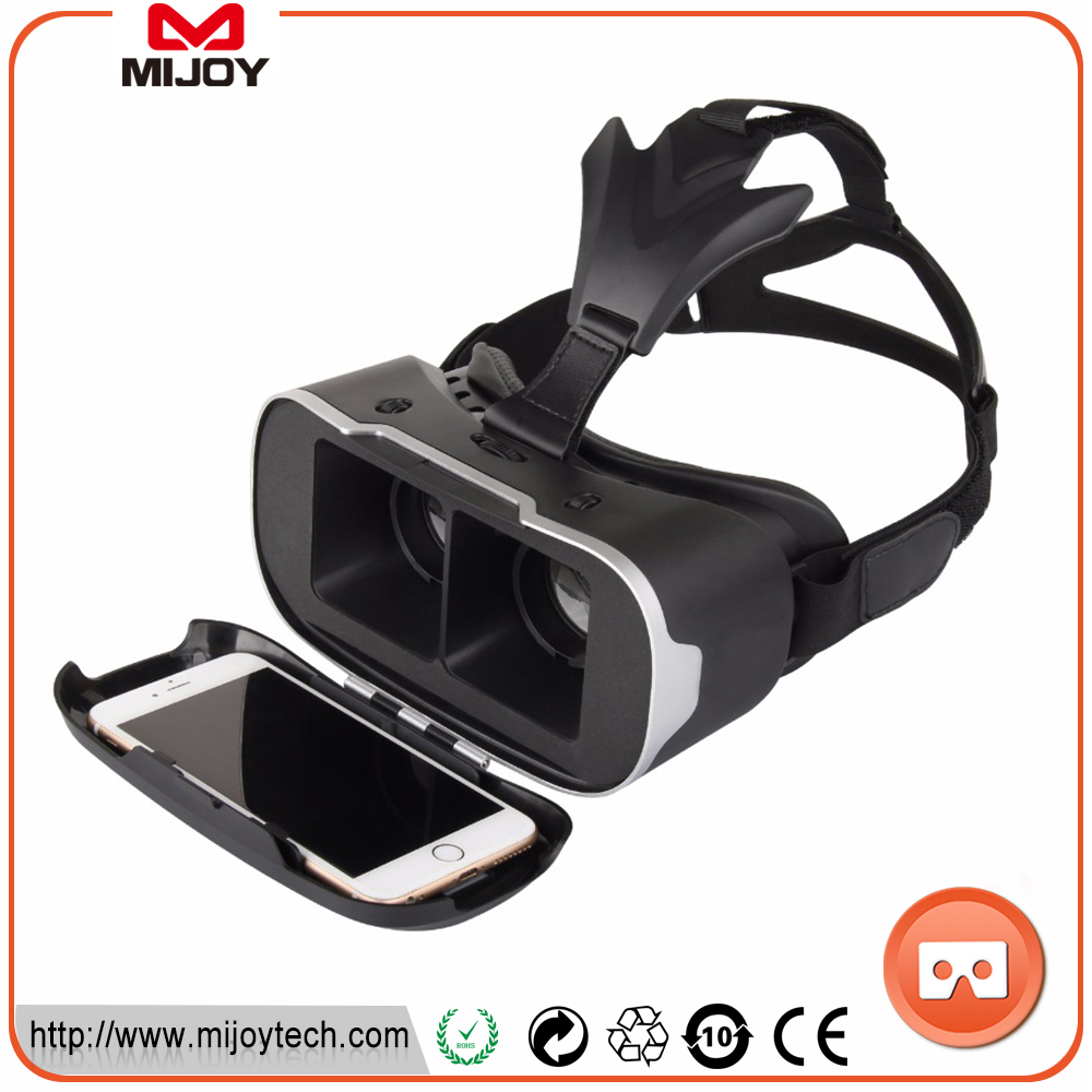 Wholesale Newest Model Plastic 3D Glasses Vr Shinecon 2.0 For Sex Video