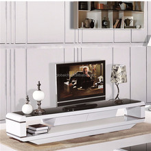 High Gloss TV Cabinet Design in Living Room TV Stand