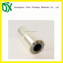 TEXIN Customized sizes PVC blowing perforated food packaging plastic roll film