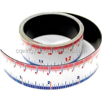 custom small magnet products magnetic ruler