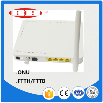 Factory wifi modem 4fe epon onu for networking