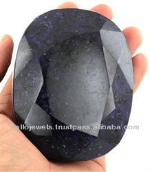 3914 Ct. Collector's Loose Blue Sapphire Gemstone