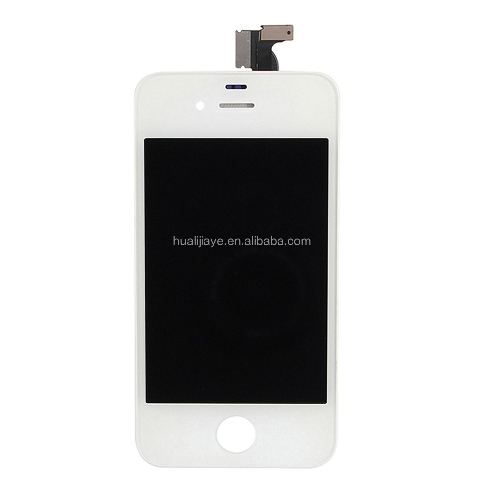 mobile accessory repair parts for iphone 4g lcd screen digitizer assembly replacement