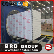 Factory Price Fireproof Polyurethane Foam Sandwich Panels