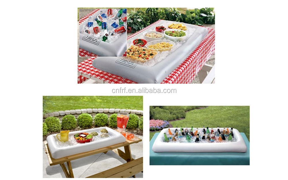 2016 hot selling inflatable buffet/inflatable ice buffet/inflatable salad bar/inflatable buffet cooler