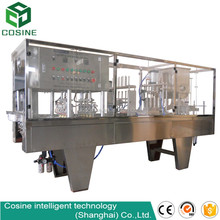cup filling sealing machine Automatic foil lid water