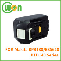 Power tools 18v cordless drill battery for Makita 194205-3,194309-1,BL1815,b1830,LXT400 series