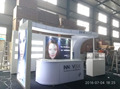 exhibition booth stand design from Shanghai