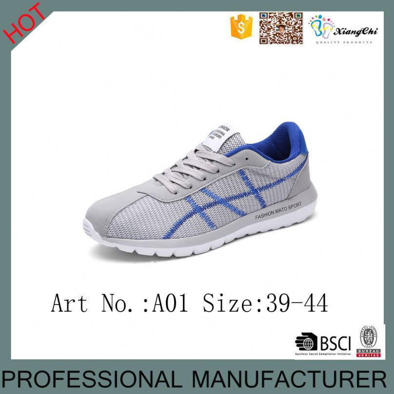 Mesh Upper Material and TPR Outsole Material action sports footwear