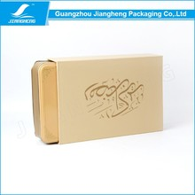 Paper material and food industrial use paper cardboard cookie gift packaging box
