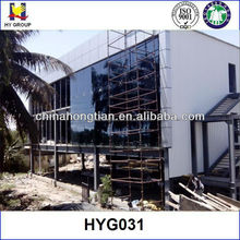 Structure steel Two Storey prefab office building