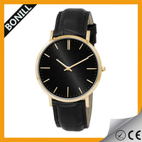 Black Strap High Quality Wrist Watch International Brand Watches For Man