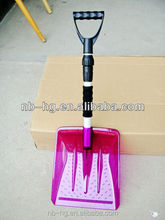Best Selling Retractable Heated Snow Shovel