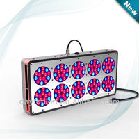 2013 best veg and bloom new led grow lights 300w integrated led grow light with lens and reflector for greenhouse plant