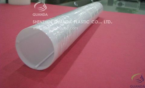 Colored Polycarbonate Tube for Semiconductor Machinery Components