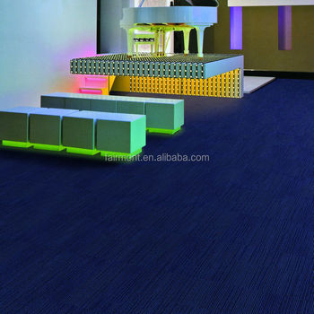Modular Carpet Tiles/ 100% PP Carpet Tiles with Bitumen Backing for Office, Hotel CZ-02