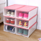 Hot selling quality shoe rack cabinet in wholesale price and rack shoe