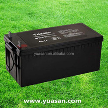 Yuasan Good Quality Long life Valve Regulated Sealed Lead Acid Battery UPS Battery 12V 220AH -NP220-12