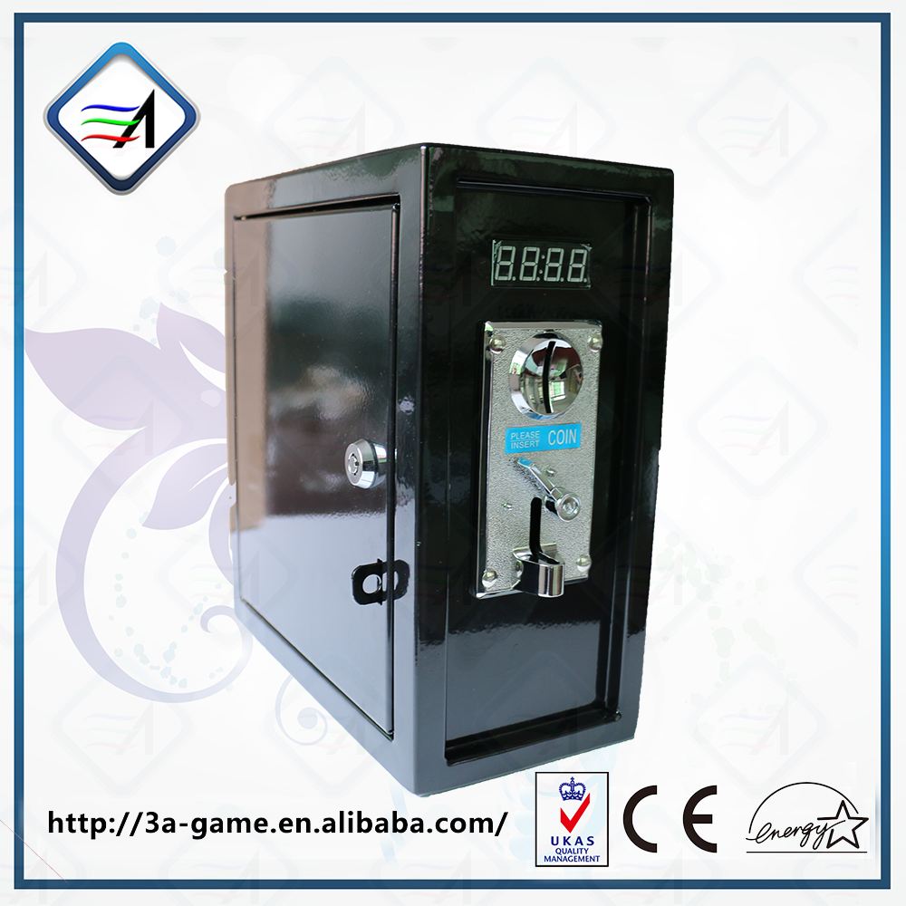 Comparable Coin Validator Timer Control Box For Arcade Machine Coin Pusher Machine For Sale