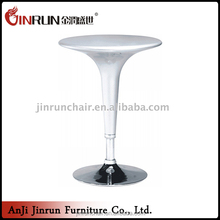 wholesale bar table white coffee table ABS bar table
