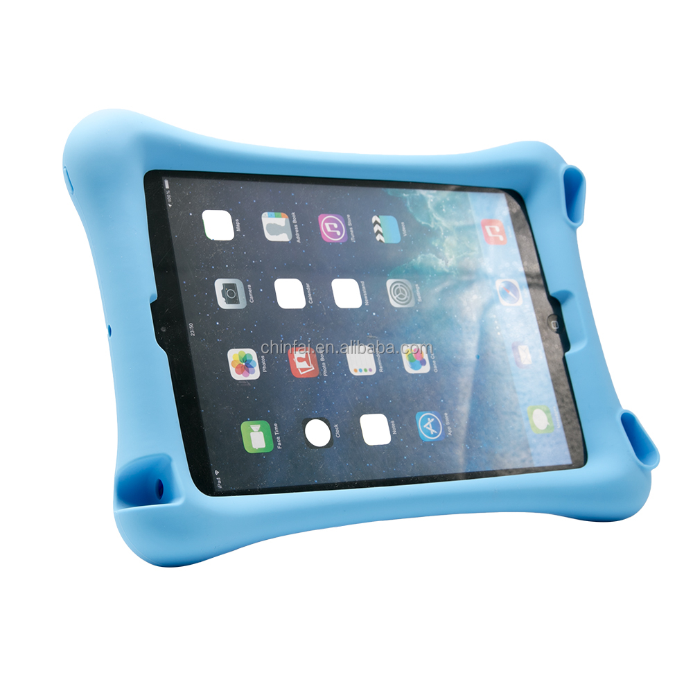 Multi-function Shockproof Silicone Case With Stand for IPAD Air/Air2/pro/IPAD 5
