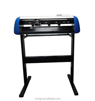 "24"" paper cutter plotter machine/vicsign HW630 cutting plotter machine/silhouette cameo 630"