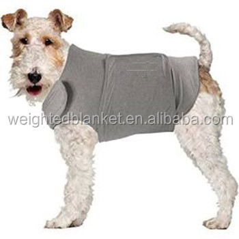 Dog Anxiety Calming Wrap Comfortable Jacket Soft Large