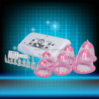 Electromagnetic Photon Vacuum Vibration Breast Massager