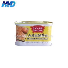 Wholesale 198g Meat Square Empty Tin Cans Manufacturer For Food Storage
