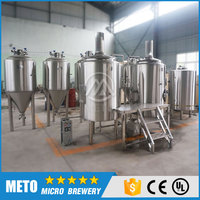 Factory supply 3 year warranty 300l beer brewing,used brewer equipment for microbrewery