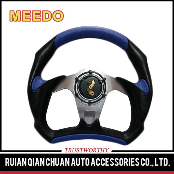 320mm universal alloy car games steering wheel