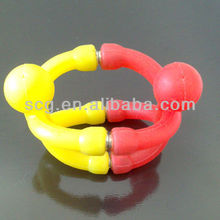 magnetic bendable plastic toy